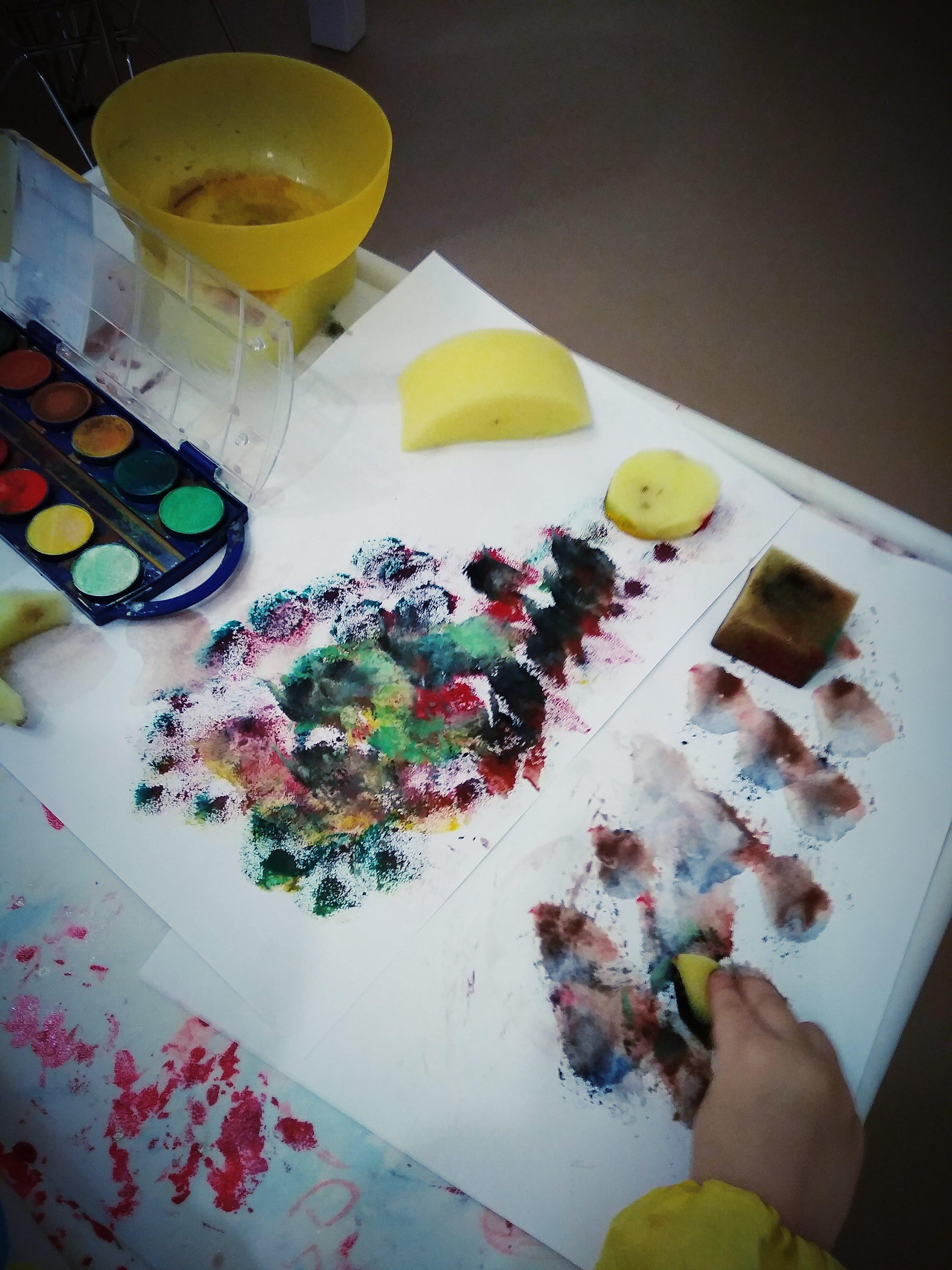 Kreatywne stemple i pieczątki dla dzieci