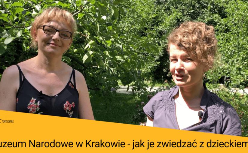 Jak zwiedzać Muzeum Narodowe w Krakowie z dzieckiem?