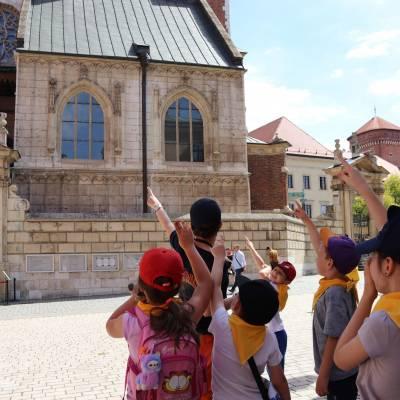 Poszukiwanie skarbów na Wawelu