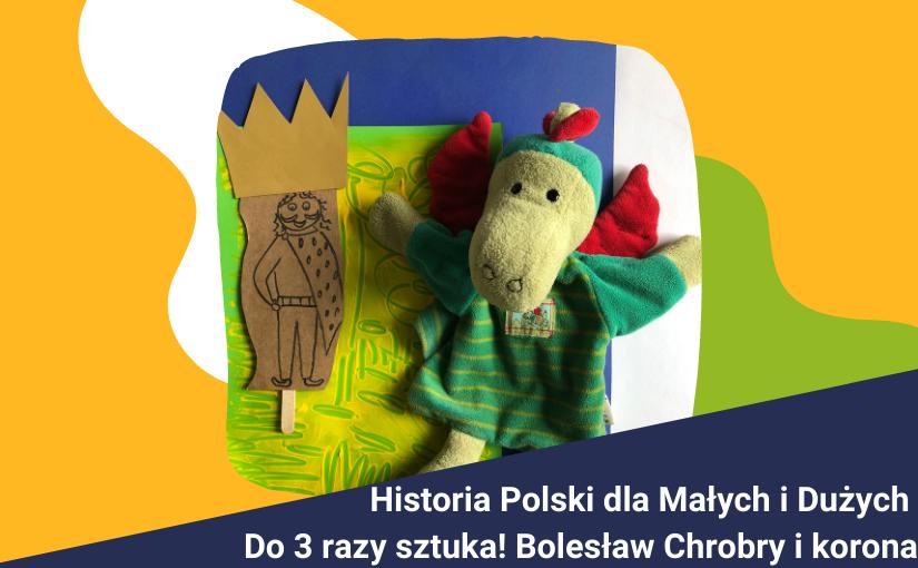 koronacja Bolesława Chrobrego