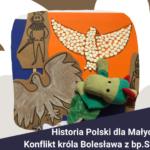 Konflikt króla Bolesława z bp. Stanisławem